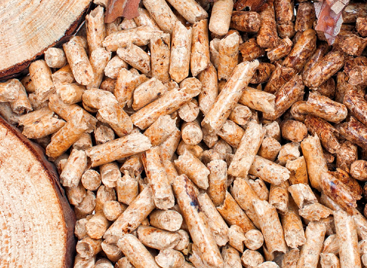 Biomass: <br>Prevent fires and explosions in biomass production